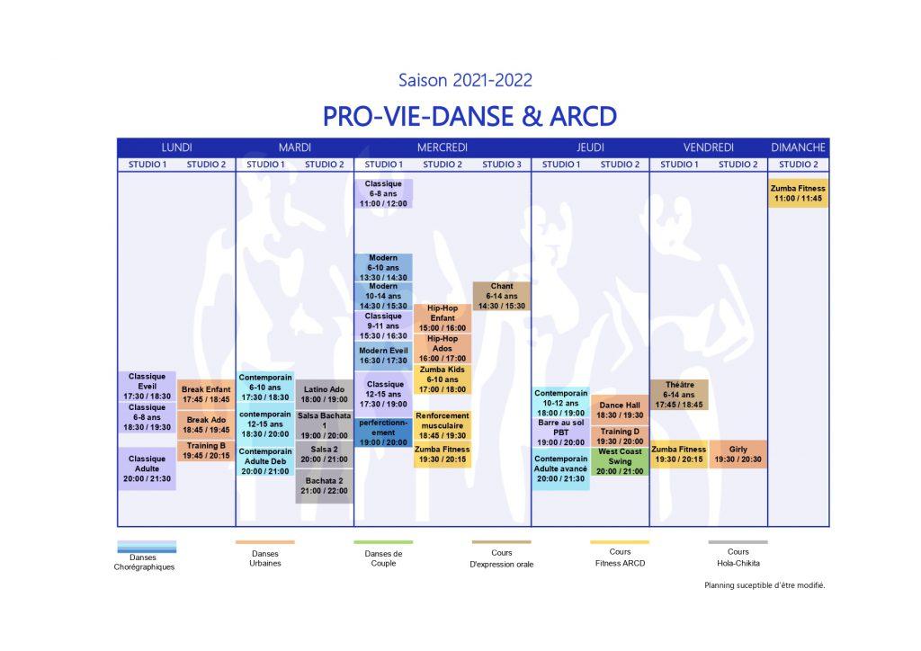 planning-discipline-pro-vie-danse
